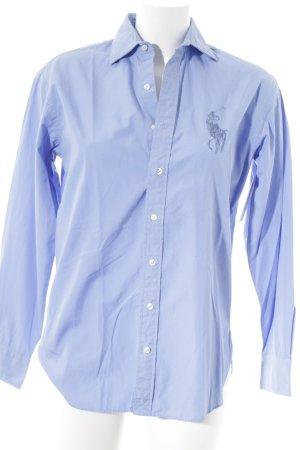 Ralph Lauren Shirt met lange mouwen blauw zakelijke stijl