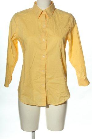 Ralph Lauren Langarmhemd blassgelb Business-Look