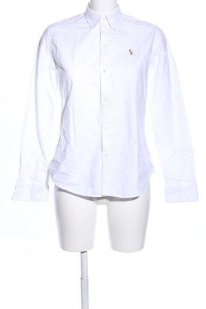 Ralph Lauren Camicia a maniche lunghe bianco stile casual