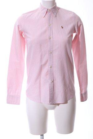 Ralph Lauren Camisa de manga larga rosa estilo «business»