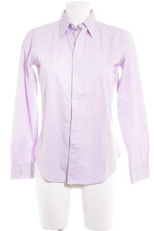 Ralph Lauren Langarmhemd rosa Casual-Look