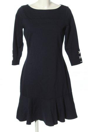 Ralph Lauren Langarmkleid blau Elegant