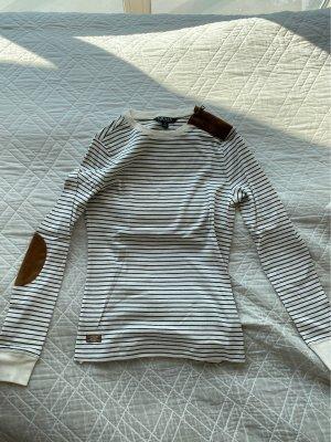 Ralph Lauren Langarmshirt mit Armpatches