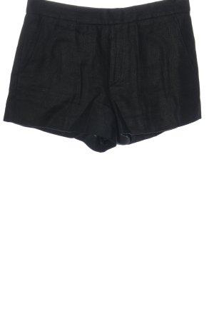 Ralph Lauren Linen Pants black casual look