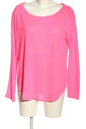 Ralph Lauren Longsleeve pink casual look