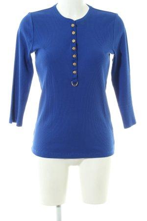 Ralph Lauren Longsleeve blau Casual-Look