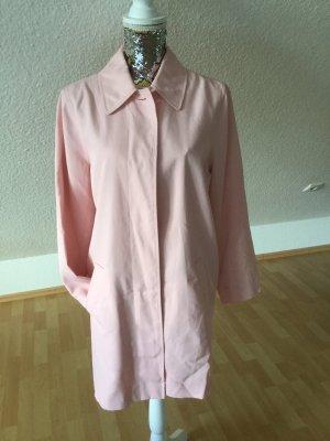 Ralph Lauren Mantel kurz Trenchcoat rosa S/M top Zustand