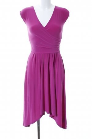 Ralph Lauren Midikleid pink Casual-Look