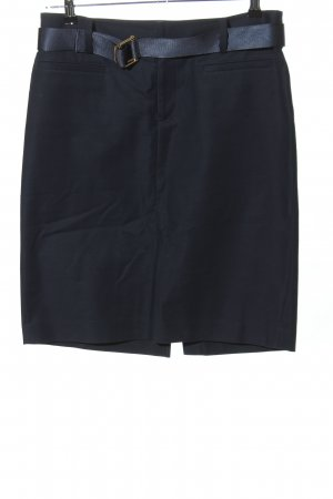 Ralph Lauren Minirock blau Business-Look