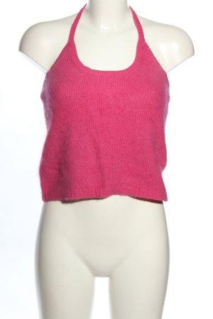 Ralph Lauren Neckholdertop pink Casual-Look