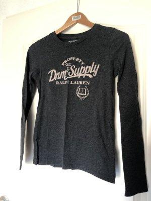 Denim & Supply Ralph Lauren Long Shirt grey-dark grey