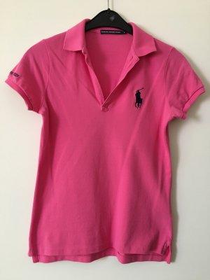Ralph Lauren Original Sport Polo pink T Shirt