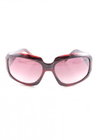 Ralph Lauren Gafas de sol ovaladas rosa-marrón look casual