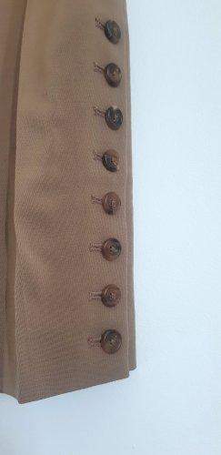 Ralph Lauren Pantalón de lana marrón arena Lana