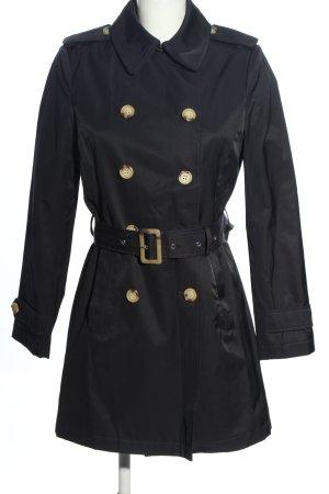 Ralph Lauren Pea Coat black casual look