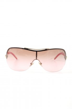 Ralph Lauren Aviator Glasses pink casual look