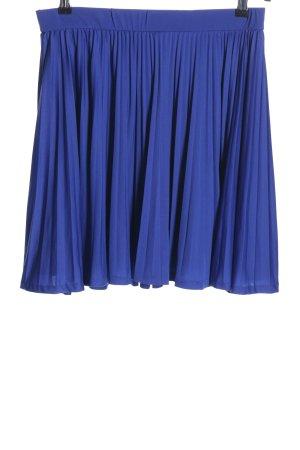 Ralph Lauren Plisowana spódnica niebieski W stylu casual