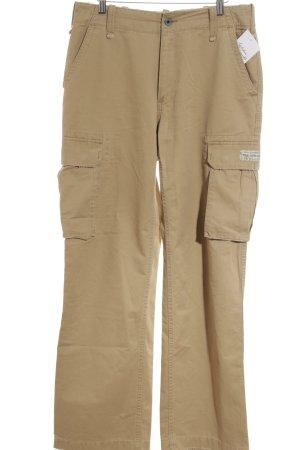 Ralph Lauren Baggy jeans lichtbruin casual uitstraling