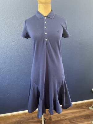 Ralph Lauren Sukienka polo ciemnoniebieski