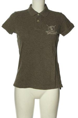Ralph Lauren Koszulka polo khaki Melanżowy W stylu casual