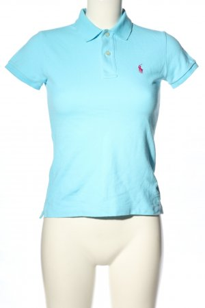 Ralph Lauren Polo-Shirt türkis Casual-Look