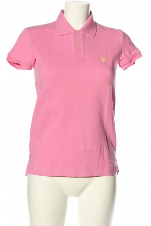 Ralph Lauren Polo-Shirt pink Casual-Look