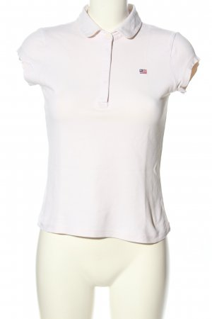 Ralph Lauren Polo-Shirt weiß Casual-Look