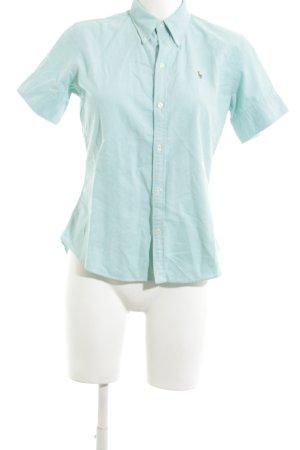 Ralph Lauren Polo-Shirt türkis Business-Look