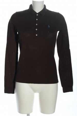 Ralph Lauren Polo marrone stile casual