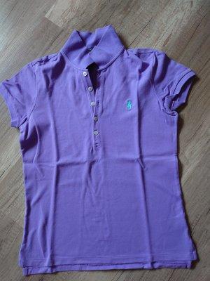 Polo Ralph Lauren Polo Shirt purple
