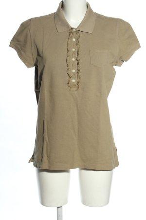 Ralph Lauren Polo-Shirt khaki Casual-Look