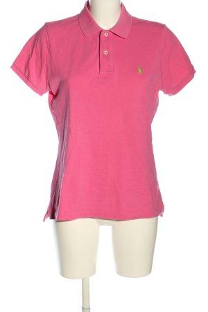 Ralph Lauren Koszulka polo różowy W stylu casual