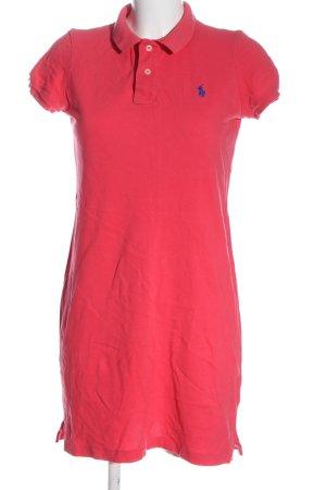 Ralph Lauren Robe Polo rose style décontracté