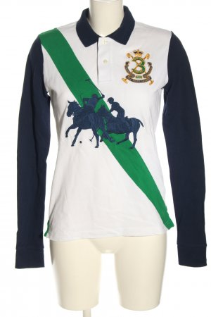 Ralph Lauren Polo-Shirt Streifenmuster Casual-Look