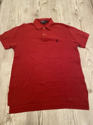 Polo Ralph Lauren Polo Top red-dark blue