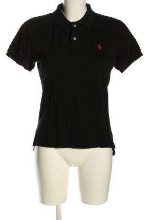 Ralph Lauren Koszulka polo czarny W stylu casual