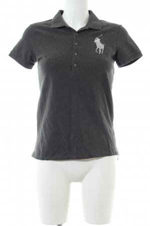 Ralph Lauren Polo-Shirt hellgrau Casual-Look