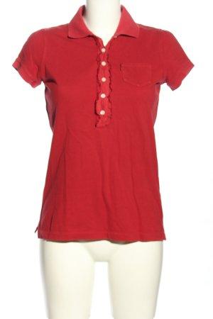 Ralph Lauren Koszulka polo czerwony W stylu casual