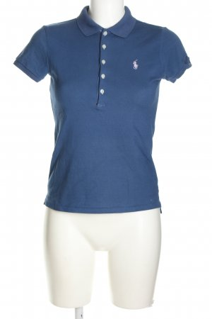 Ralph Lauren Polo shirt blauw casual uitstraling