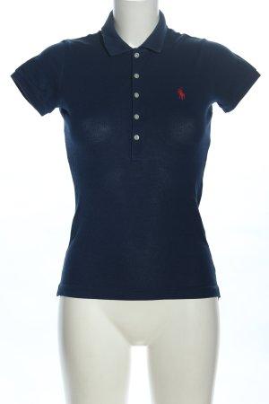 Ralph Lauren Polo bleu style décontracté