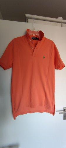 Ralph Lauren Koszulka polo pomarańczowy