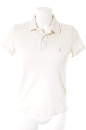 Ralph Lauren Polo-Shirt hellbeige Business-Look