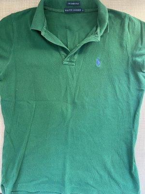 Ralph Lauren Polo Shirt in Jagdgrün