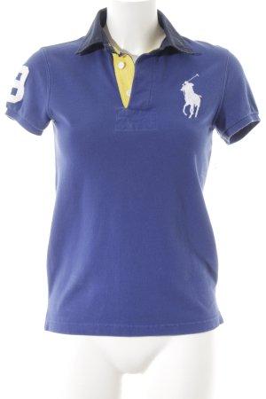 Ralph Lauren Polo-Shirt mehrfarbig sportlicher Stil