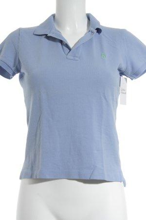 Ralph Lauren Polo-Shirt stahlblau-grün