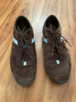 Polo Ralph Lauren Lace-Up Sneaker brown