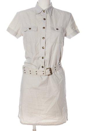 Ralph Lauren Robe Polo blanc style décontracté