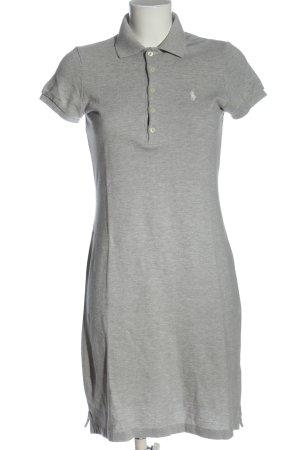 Ralph Lauren Sukienka polo jasnoszary Melanżowy W stylu casual