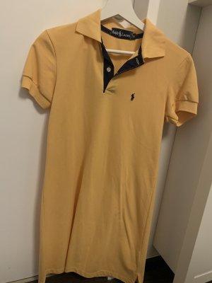 Ralph Lauren Abito polo giallo-oro-giallo