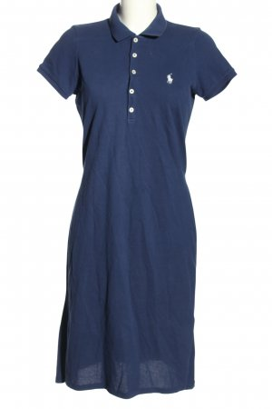 Ralph Lauren Polo Dress blue casual look